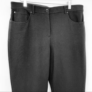 Chico's So Slimming high rise pants, ankle length